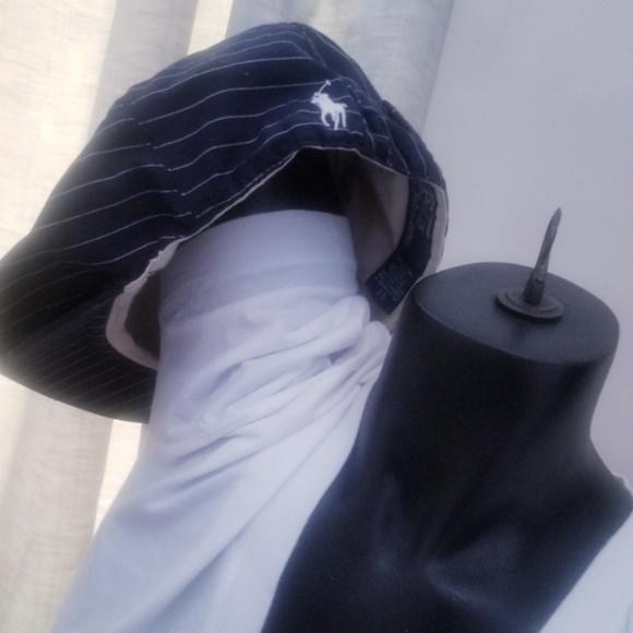 6ed674877be Cotton-Linen Newsboy Cap by Ralph Lauren. M 5b2d3fcb4ab633f97612bd29